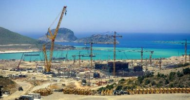 Akkuyu Nükleer A.Ş.'den 300 milyon dolarlık kredi anlaşması
