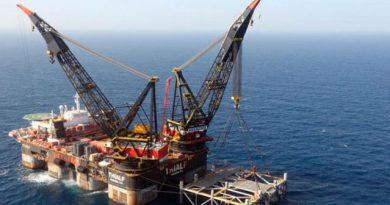 İsrail ile Güney Kıbrıs Rum Yönetimi, Doğu Akdeniz'deki tartışmalı gaz sahalarına ilişkin mutabakata vardı