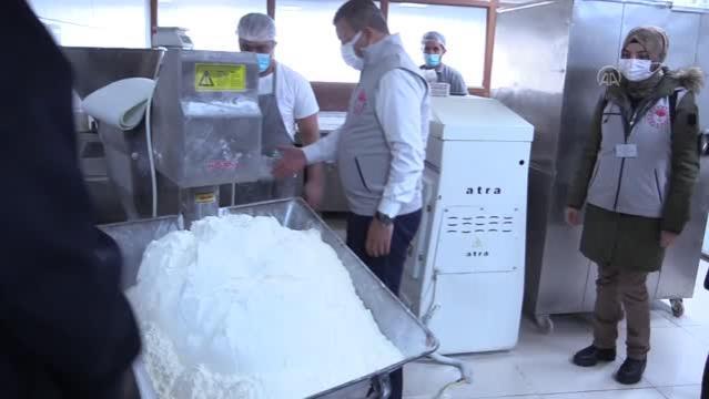 Gıda işletmelerine yönelik yaklaşık 30 bin denetimde 1 milyon lira ceza uygulandı